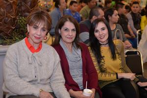 13122016 Licha, Lucía y Any.