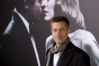 Brad Pitt, fue el actor más buscado.