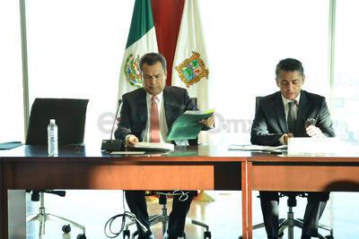 El alcalde señaló que mantendrá el mismo equipo de trabajo que tenía Miguel Riquelme.