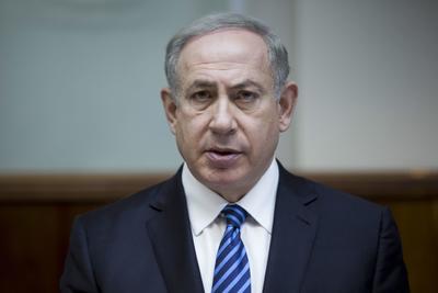20.- Benjamin Netanyahu, Primer Ministro de Israel.