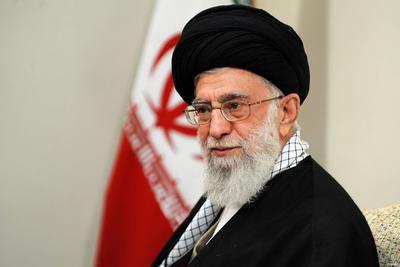 18.- Ali Hoseini-Khamenei, Líder supremo de Irán.