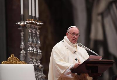 5.- Papa Francisco, jefe de la Iglesia católica.