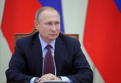 1.- Vladimir Putin, presidente de Rusia.