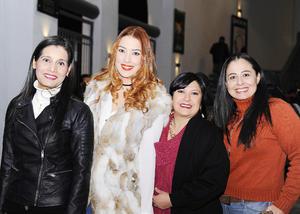 15122016 Ethel, Ana Isabel, Rocío y Alejandra.