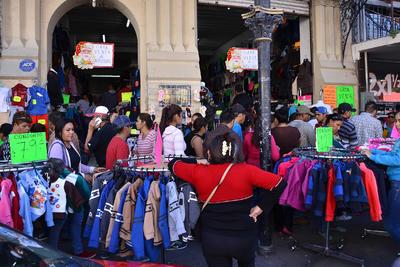 """Los comerciantes, consideraron que será esta semana cuando comience """"el repunte fuerte"""" de sus ventas."""