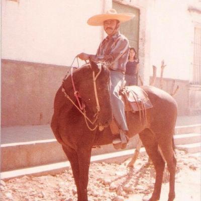 Señor Romualdo Alonso Cuellar, originario de Matanzas Jalisco y vecino de esta ciudad de Torreón Coahuila.