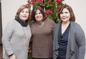 19122016 Clelia, Pilar y María Elena.