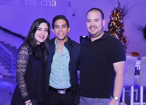 19122016 Isabel, Fernando y Ricardo.