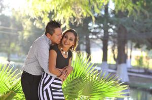 18122016 UNIRáN SUS VIDAS.  Aldo Blanco Gonzalez y Yuvisela Jara Peña se casarán el próximo 23 de diciembre.