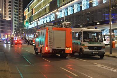 El incidente ocurre apenas unas horas después que en Ankara, Turquía, el embajador ruso Andrei Karlov fue muerto por un atacante.