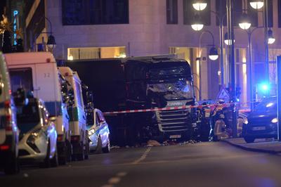 Según las primeras indagatorias de la policía alemana, todo apunta a un posible ataque.
