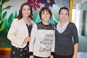 20122016 Melina, Lupita y Susy.