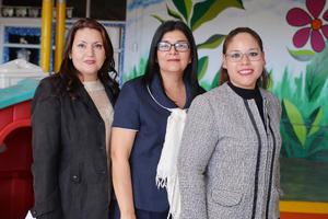 20122016 Brenda, María Esther y Tania.
