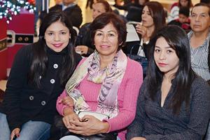 20122016 Yamel, Aracely y Estrella.