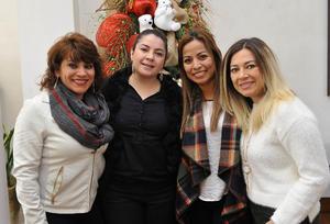 20122016 Asdisde, Claudia, Diana y Adis.