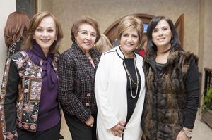 20122016 Patricia, Ángeles y Alicia.
