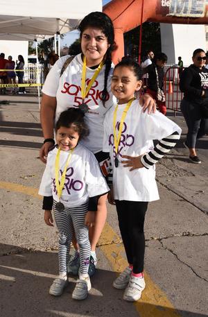 20122016 Danna Paula Zapata, Alexa Ivonne Zapata e Ivonne A. González.