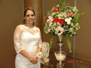 20122016 EN SU DESPEDIDA.  Brenda Cruz.