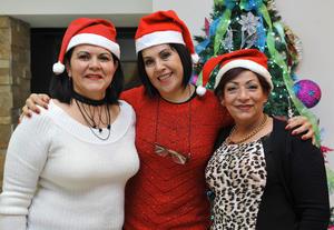 21122016 Graciela, Sabi y Paty.