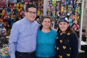 22122016 Salvador, Susana e Itzel.