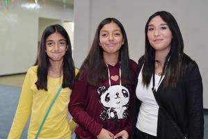 22122016 Ximena, Vanessa y Mary.