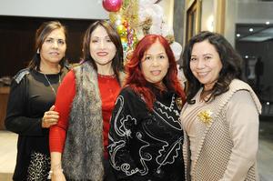 22122016 Marijose, Martha, Isabel y Elba.
