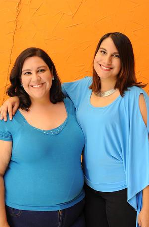 23122016 Karina y Brenda.