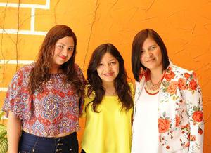 23122016 Giovana, Mayra y Gaby.