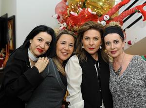 Lorena, Susy, Lorena y Malula