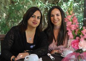 Mayra y Marissa