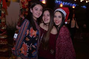 Regina, Ana y Ana Cecy