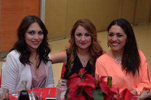 Coco, Wendy y Fabiola
