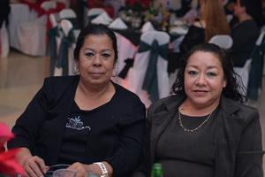 Marcela y Luz