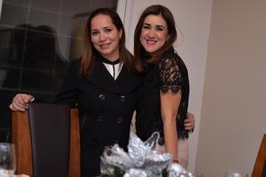 24122016 Laura Leal y Gynna Acosta.