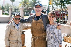 24122016 Pedro, Salvador y Adriana.