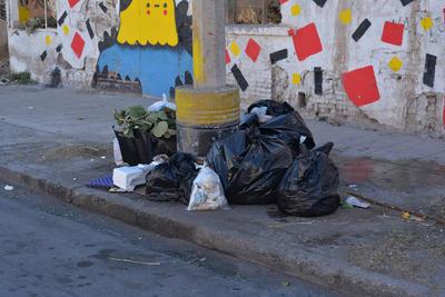 Diariamente Torreón genera 550 toneladas de basura, pero que por la temporada decembrina, la recolección se incrementa en un 15 por ciento.