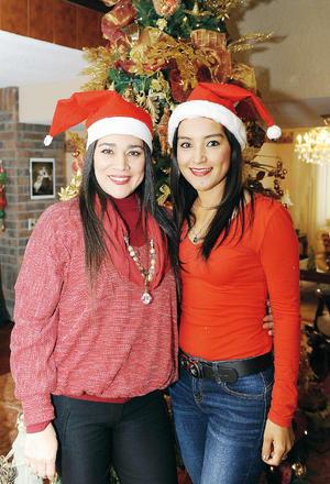 25122016 Azucena y Sandra.