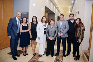 26122016 José Luis, Mirna, Iliana, Isabel, Mayela, Carlos, Jorge y Blanca.