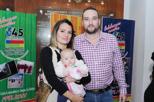 27122016 EN FAMILIA.  Marcela, Jaime e Inés.