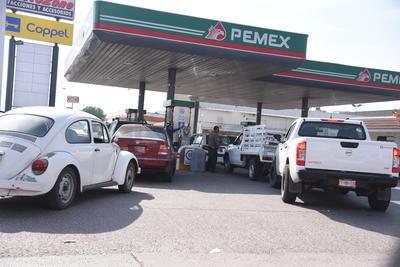 Hasta el momento no existe un comunicado oficial de Petróleos Mexicanos respecto a la situación el la capital del estado.