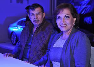 28122016 EN PAREJA.  Armando y Rebeca.