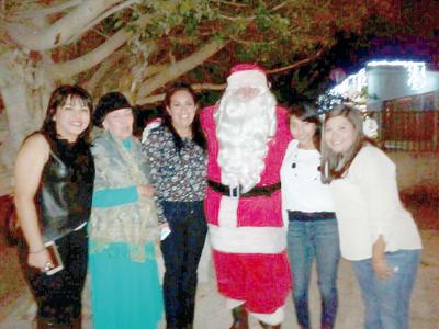 29122016 Con Santa Claus.