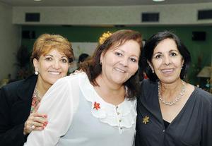 29122016 Carmen, Hilde y Rosario.