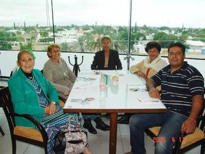 29122016 Fela, Emma, Rosa, Trini y Rubén.