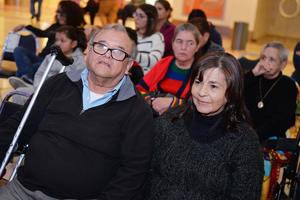 29122016 EN RECIENTE EVENTO.  Manuel y María de Jesús.