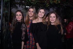 30122016 Isabel, Daniela, Karla y Bárbara.