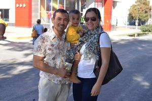 30122016 Luciano, Álvaro y Blanca.