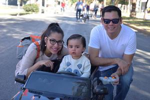 30122016 Nancy, Mateo y Fernando.