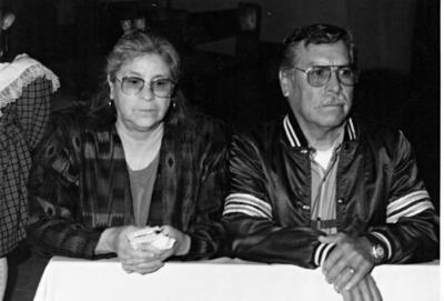 01012017 María de los Ángeles Ibarra Adame y Gabriel Castro Salas cumplen 65 años de feliz matrimonio.