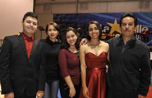 02012017 Jaime, Melissa, Ilse, Amalia y Fernando.